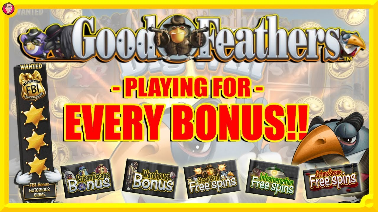 Spiele Good Feathers - Video Slots Online