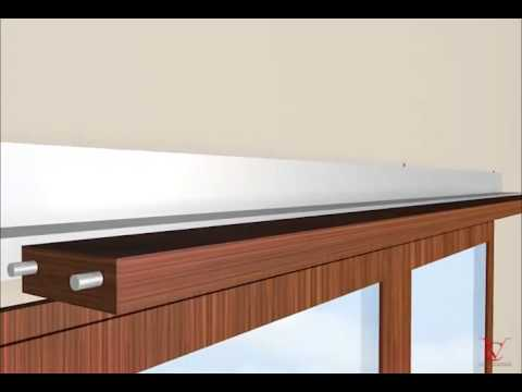 CASA VALENTINA - UK - roll-blinds mounting Orione