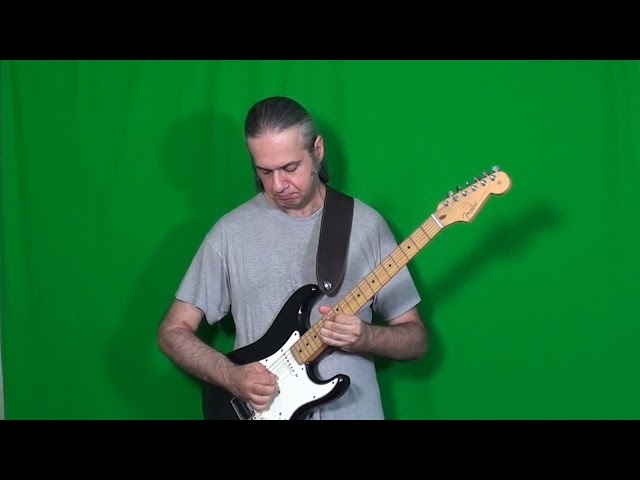 Kim Wilson's hamonica solo on HOT OR WHAT (MARK KNOPFLER) played by MARCELLO ZAPPATORE