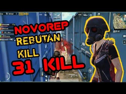 REBUTAN KILL PUBG TOTAL 31 | PUBG MOBILE INDONESIA
