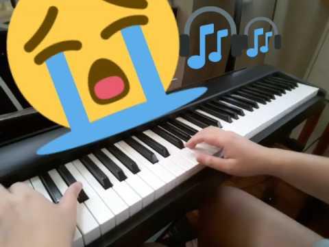 Sad to belong piano cover