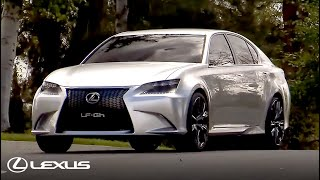 2011 Lexus LF-Gh Unveiled at New York Auto Show | CONCEPT CARS