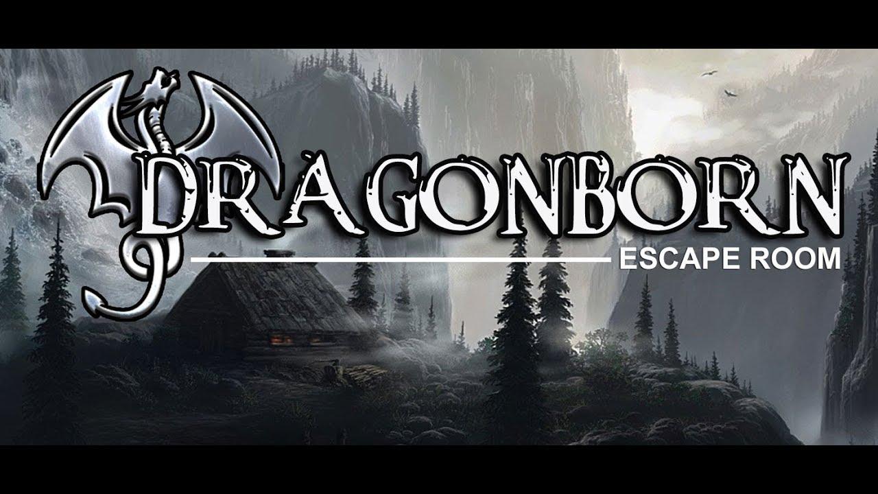 Mad Mansion - Dragonborn Escape Room (Vitoria) - YouTube