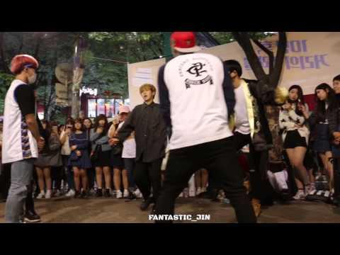 160514 DOB Hongdae MonstaX - HERO 디오비 홍대공연 몬스타엑스 - HERO