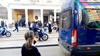 Grève des élèves à Casablanca