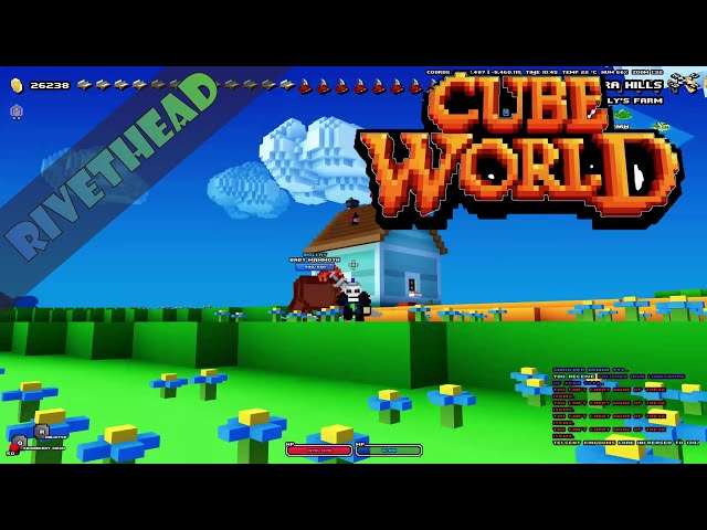 "Cube World Season 13 - E20 -""What A Pain in The Witch !"""
