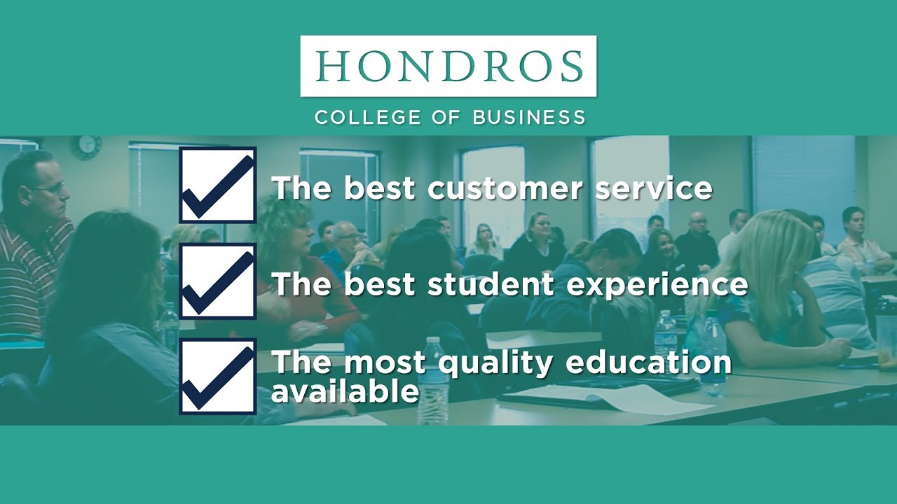 hondros student login Hondros College of Business offers the highest quality courses for ...