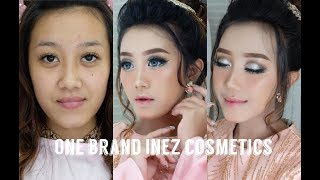 Download Video Wedding Makeup | one brand inez cosmetics | Ayyunazzuyyin MP3 3GP MP4
