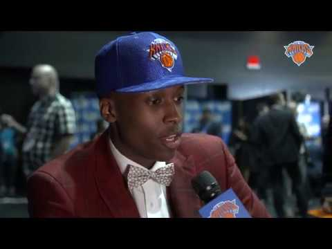 1-on-1 with Frank Ntilikina: Describing His Skills, Video Games, Music, and Living in the Gym