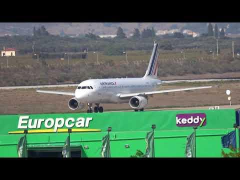 Afternoon traffic at Athens International Airport 15/10/2016 (LGAV/ATH)