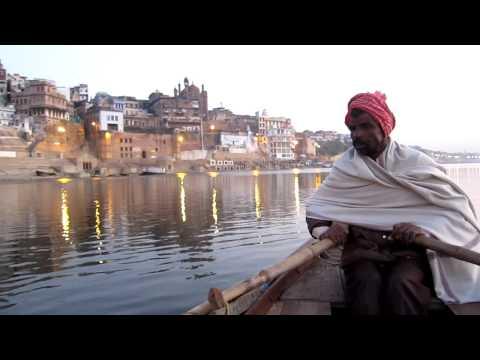 Sunrise Boat Ride on the Ganges