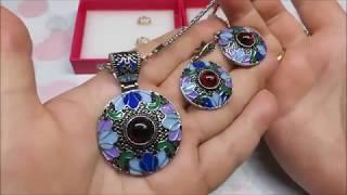 🌸💍💎#бижутерия #147💎💍 🌸AliExpress🌸 Jewelry from China🌸 Jewelry with Aliexpress 🌸
