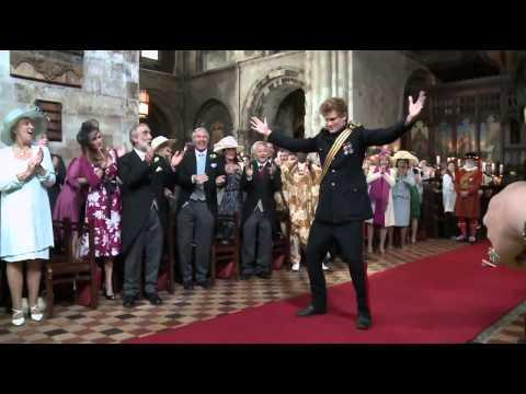 Свадебный флэшмоб