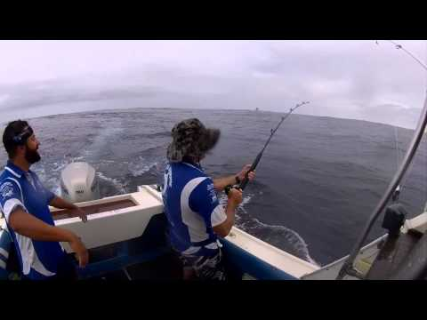 "Fishing for Marlin ""The Banks"" Nowra"