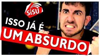 ESCÂNDALO SISU 2019 - Lista de espera com problema... de novo!!