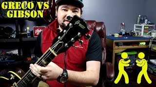Don't Buy An Epiphone Les Paul Until You Watch THIS! (Greco VS Gibson)