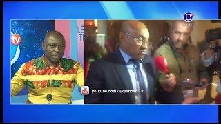 JOURNAL 20H (La CAF retire la Can 2019 au Cameroun)DU VENDREDI 30 NOVEMBRE 2018 - ÉQUINOXE TV
