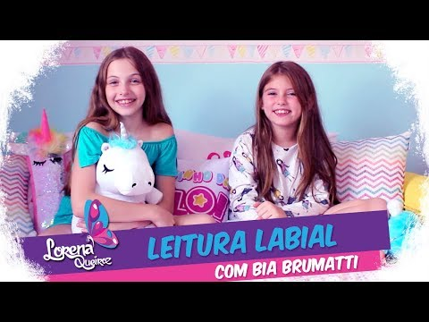 LEITURA LABIAL (COM BIA BRUMATTI) ▶12:58