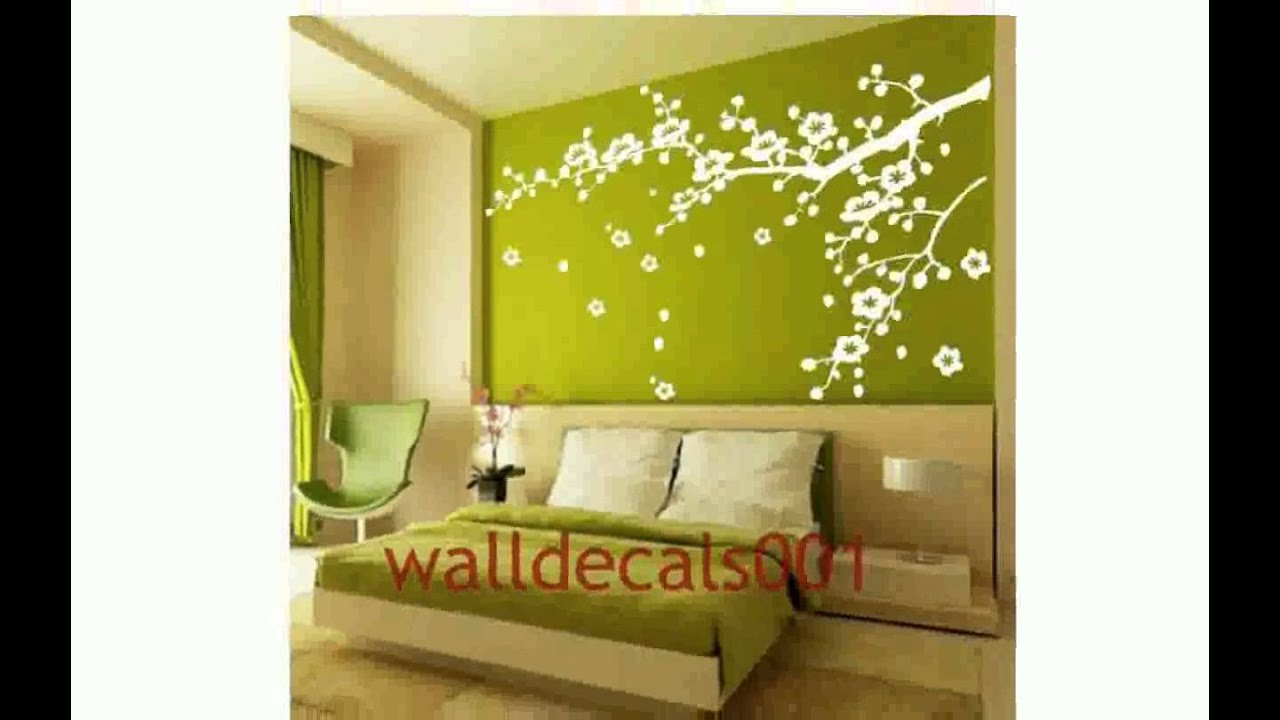 Vinyl Wall Decals Tree - YouTube