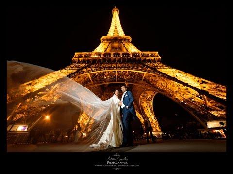 PostBoda en Paris Sergio y Silvia
