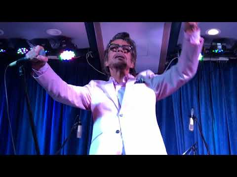 Buster Poindexter, My Fathers Place, Roslyn, NY 6/29/2018, (3 Songs) Rocket 88, The King Is Gone(So