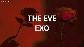 """THE EVE"" - EXO - EASY LYRICS"
