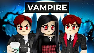 My VAMPIRE Family in Roblox...