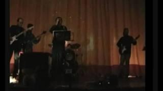 группа Геометрия света - Над городом (live)