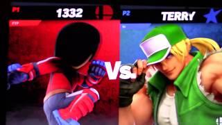 FireThePyro (Mii Brawler) vs. DAMN. (Terry) - Winners Round 4 - TNS 116