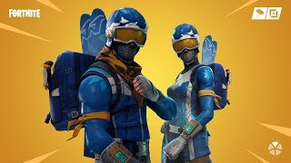 Fortnite skiing skins. Alpine ace and mogul master,are back