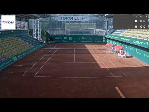 2017 ITF World Junior Tennis Finals Prostejov THA vs MAR 9.8.2017 Centre Court