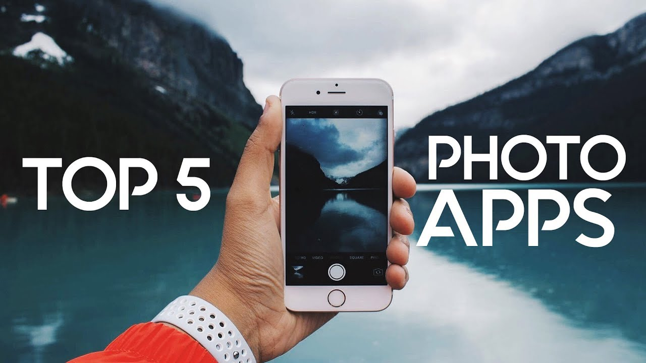 8 Free Photo Editing Apps
