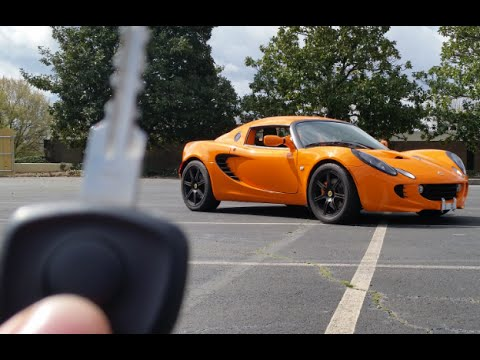 2005 lotus elise start up review test drive review. Black Bedroom Furniture Sets. Home Design Ideas
