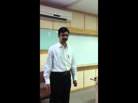 Arun Prabhu's Shaktiman Dance