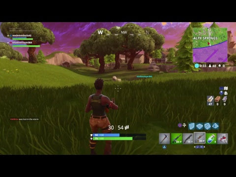 Fortnite battle royal live gameplay online live streaming part#30