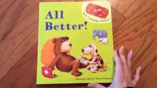 All Better! By Usborne Books & More