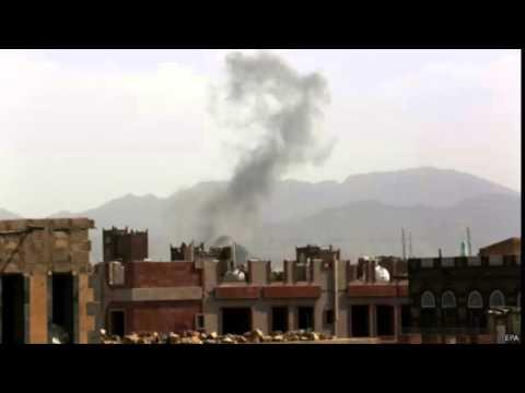 طائرات التحالف بقيادة السعودية تواصل قصف مواقع الحوثيين