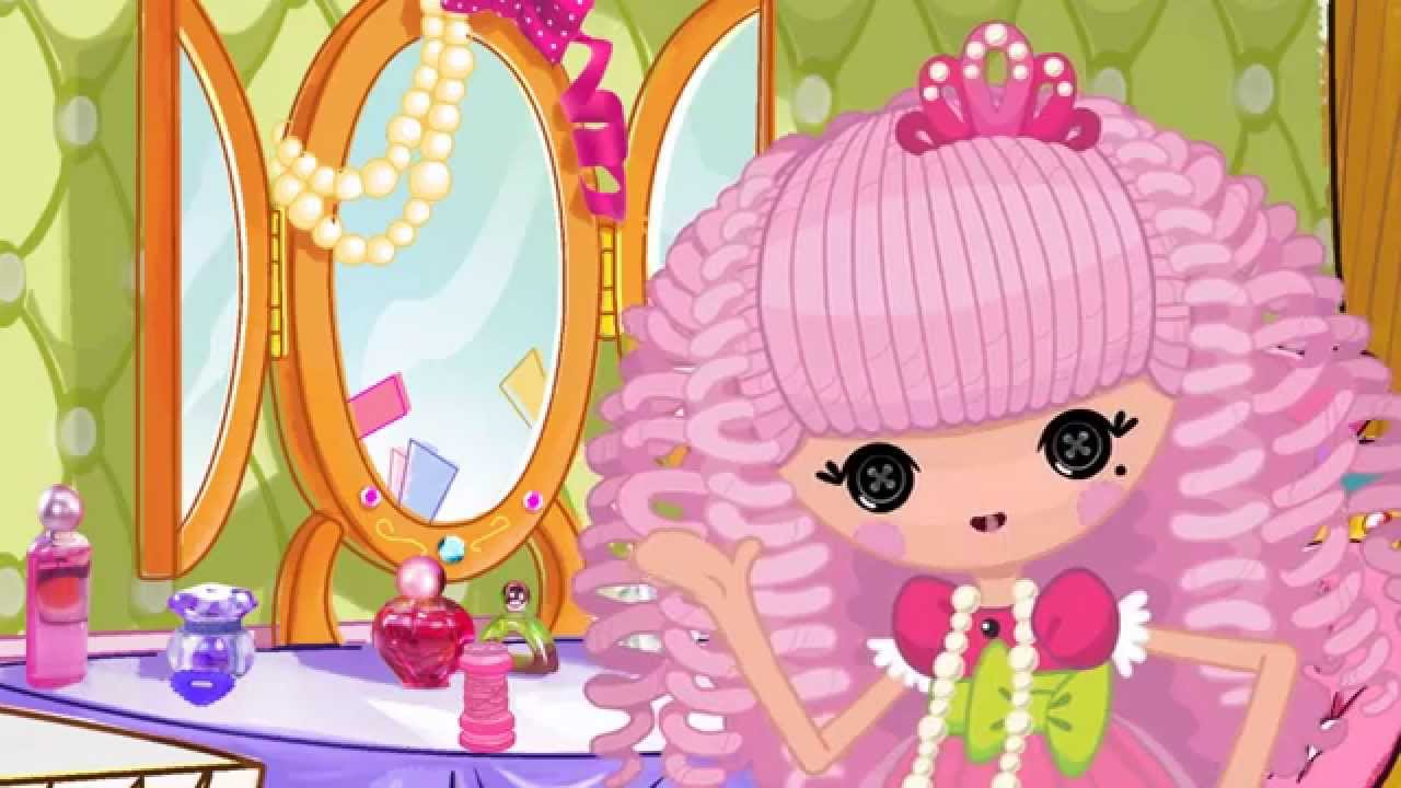 L Wallpaper For Girls Lalaloopsy Girls Jewel Sparkles Youtube
