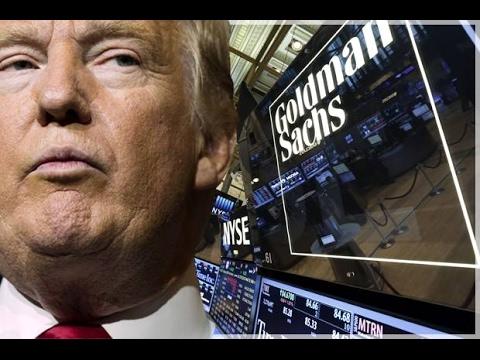 Elites Prepare For Disaster While Donald Trump Faces Goldman Sachs