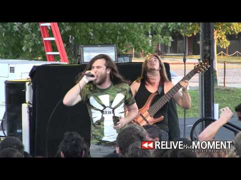 2013.07.24 Veil of Maya - Crawl Back (Live in Chicago, IL)