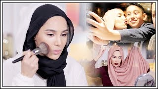 Get Ready With Me + Vlog   Amena