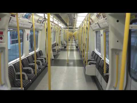 Kensington Olympia Branch -  District Line - London Underground