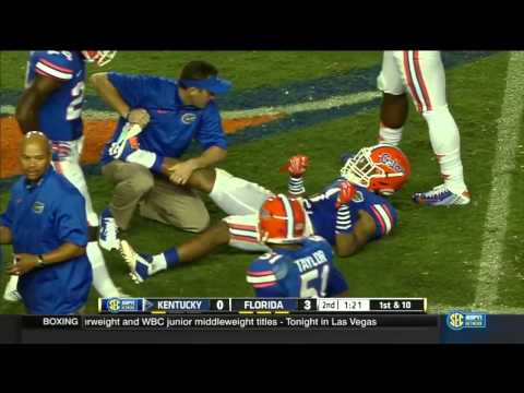 Kentucky vs Florida 2014 FOOTBALL FULL GAME HD