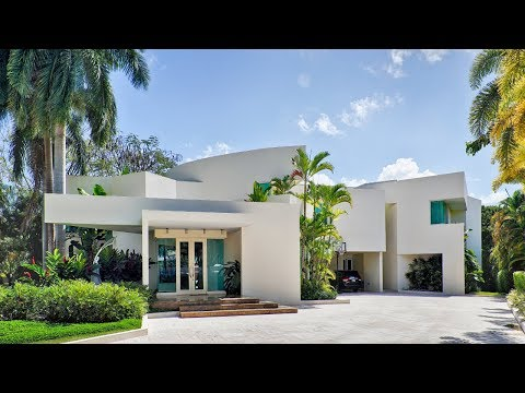 Modern Luxurious Mansion in San Patricio, Guaynabo, Puerto Rico