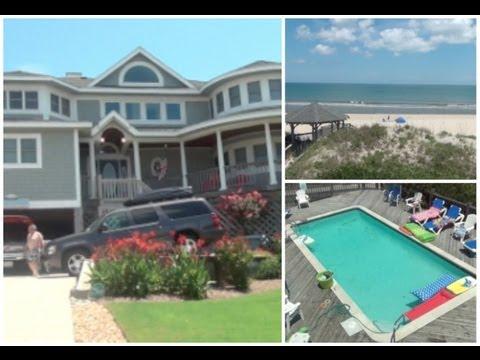 North Carolina Beach House Tour: The Gray Swan