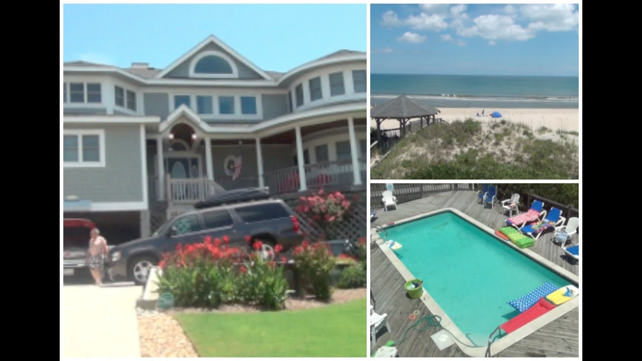 North Carolina Beach House Tour: The Gray Swan   YouTube