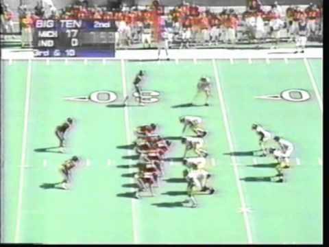 1997: Michigan 37 Indiana 0