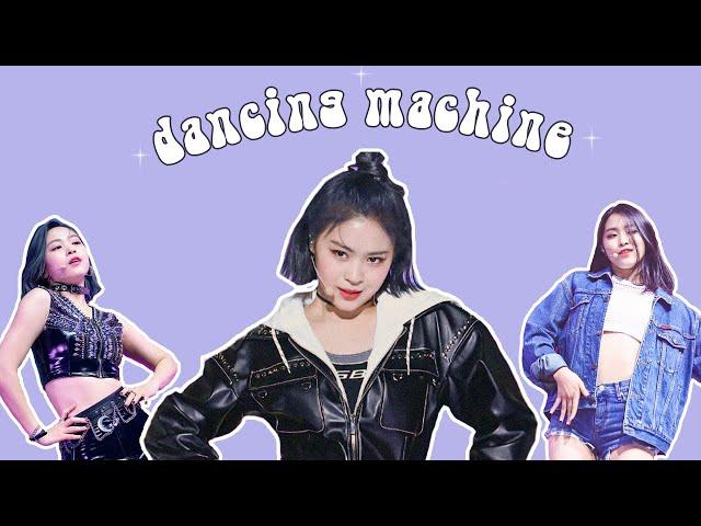 5 mins of Ryujin (ITZY) being an amazing dancer