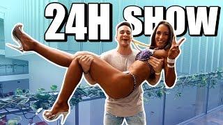 24 HORAS CON COMPETIDORES | El Día del Show