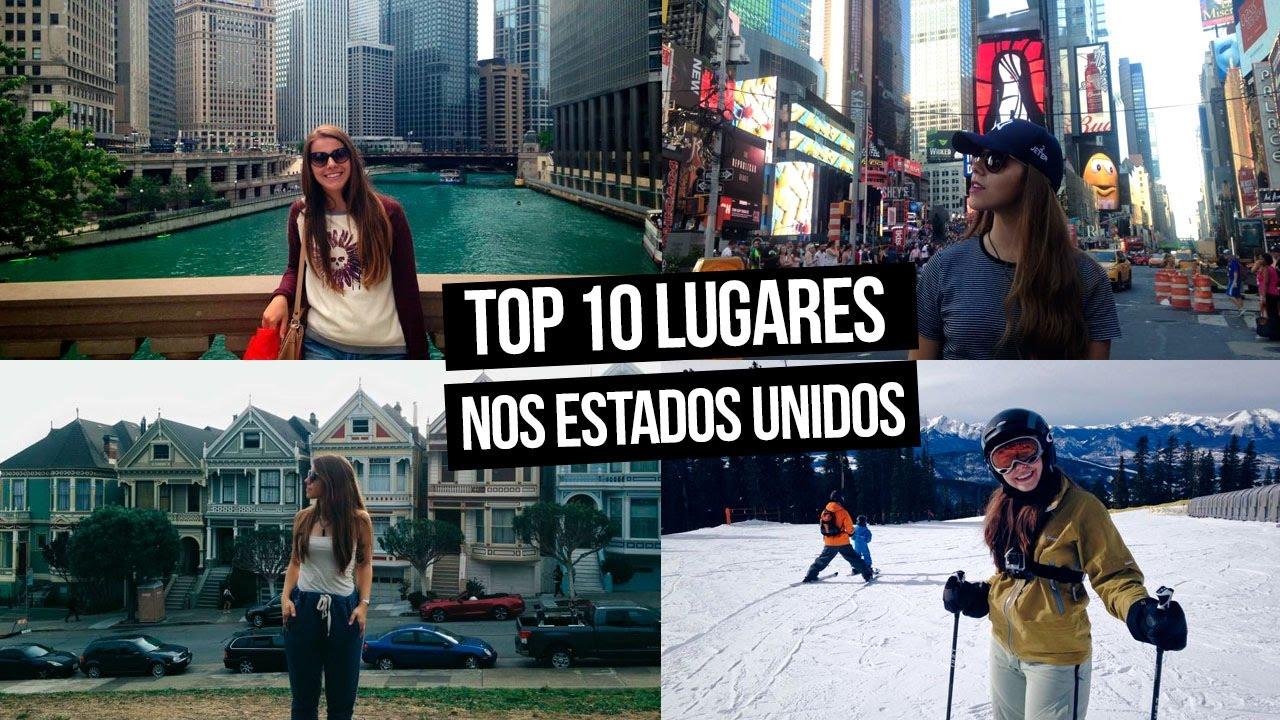 LUGARES PARA VISITAR NOS ESTADOS UNIDOS | Mi Alves